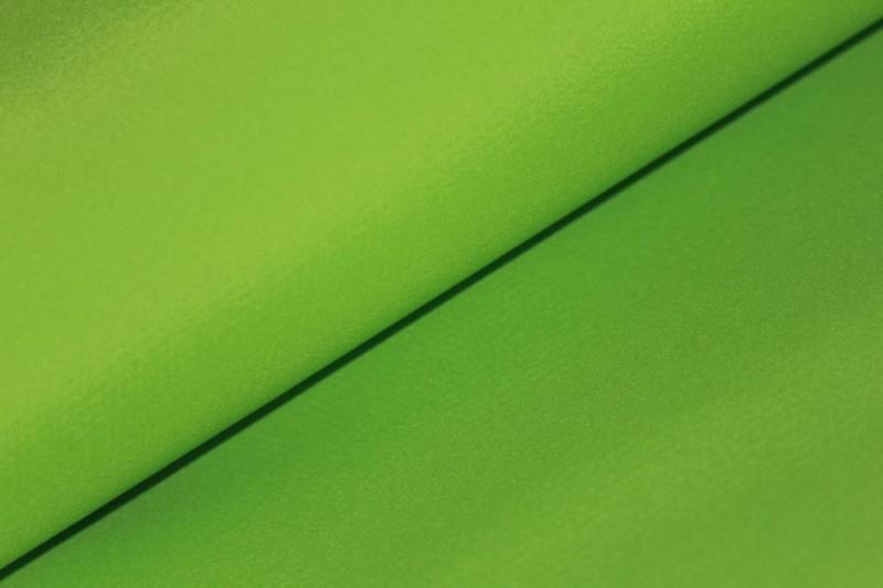 zimní softshell zelený -10/3-zbytek 68 cm
