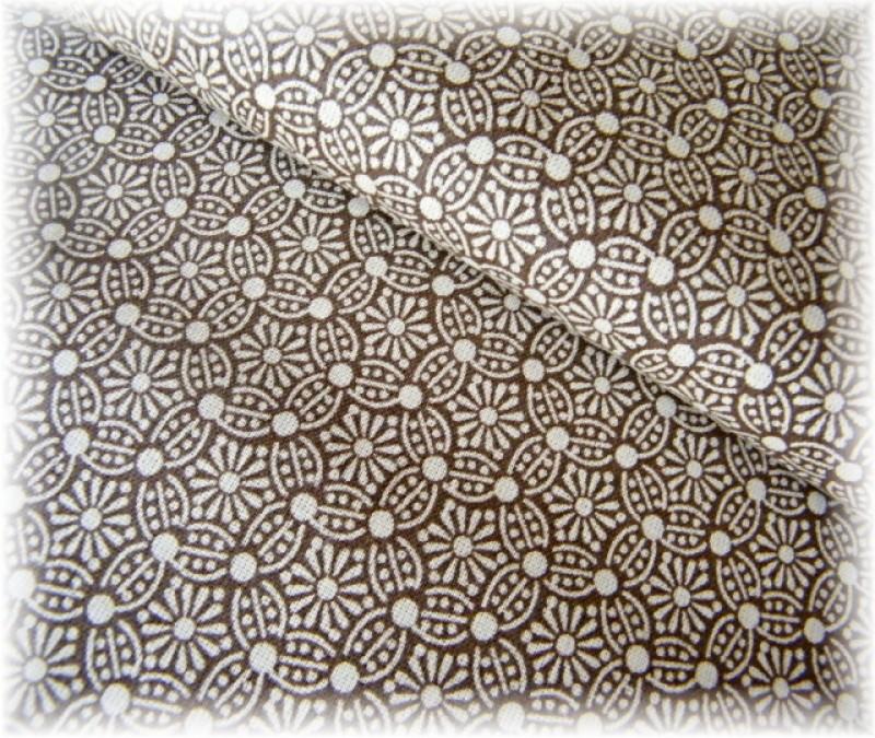 mandaly hnědé-zbytek 75 cm