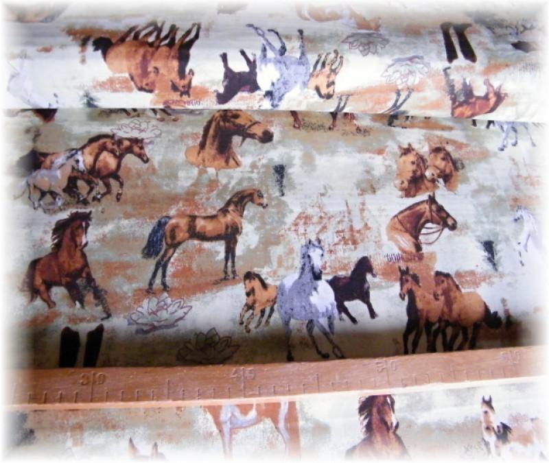 koně-zbytek 45 cm Látky metráž ab0f4ac2241