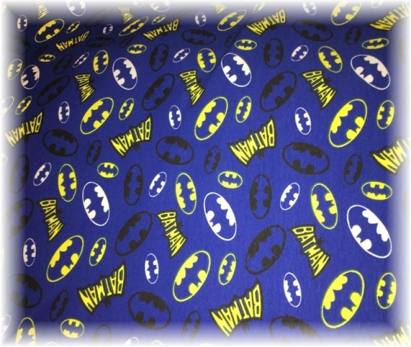 teplákovina-modré logo batmen