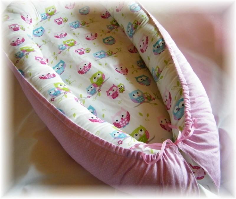 hnízdečko pro miminko č.3