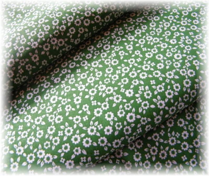 kytička-zelenobílá