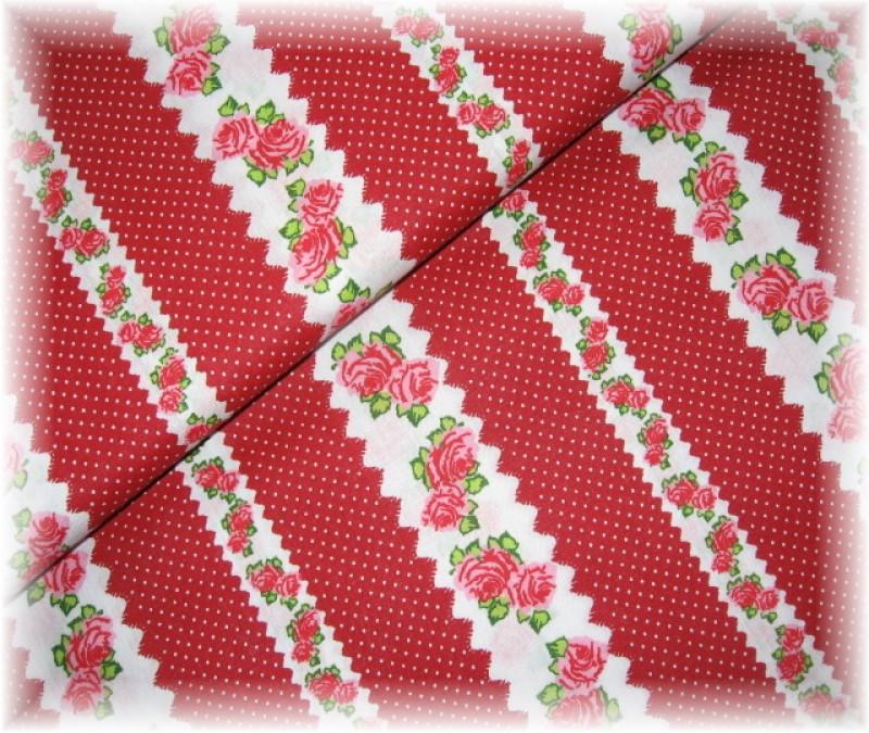 růže-proužek-červená-zbytek 85 cm
