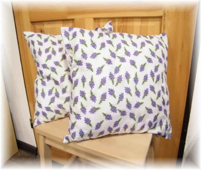 polštář-levandulky