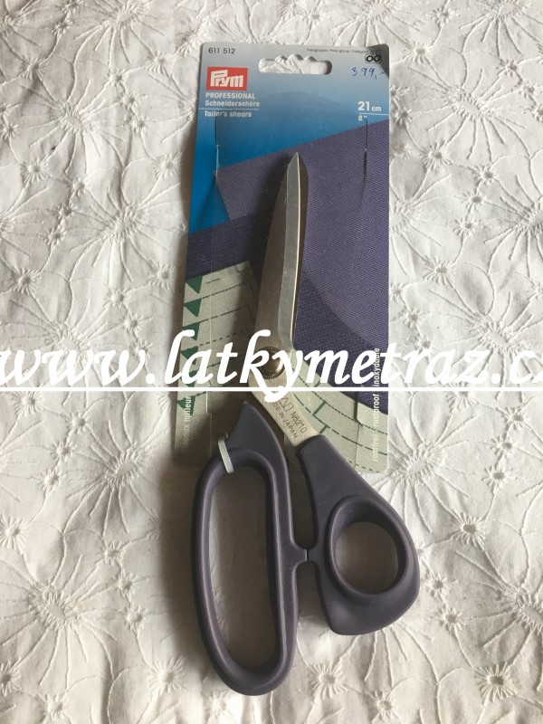 nůžky krejčovské prym 21 cm