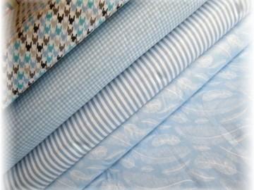 balíček s modrou 4 x 50 cm