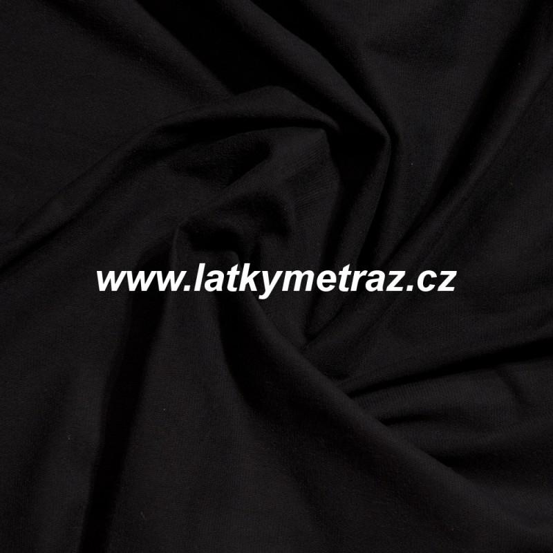 teplákovina-černá
