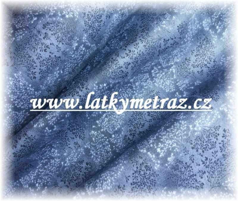 rostlinky modrošedé tmavší