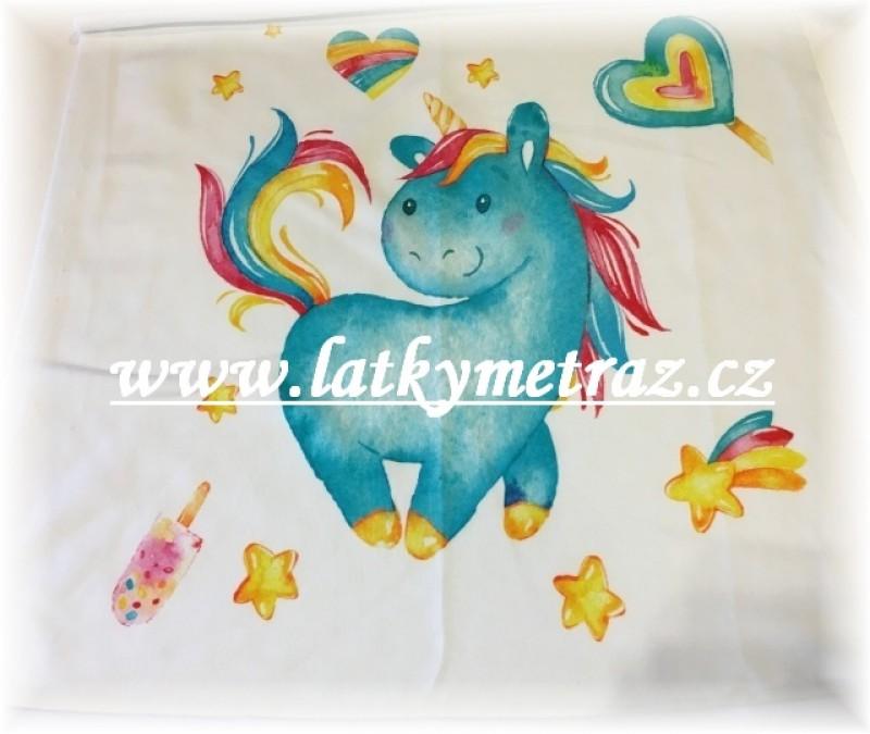 úplet-panel pony