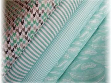 balíček se zelenou 4 x 50 cm