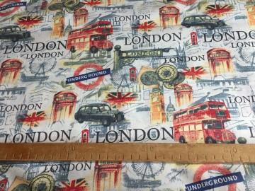 motiv Londýn