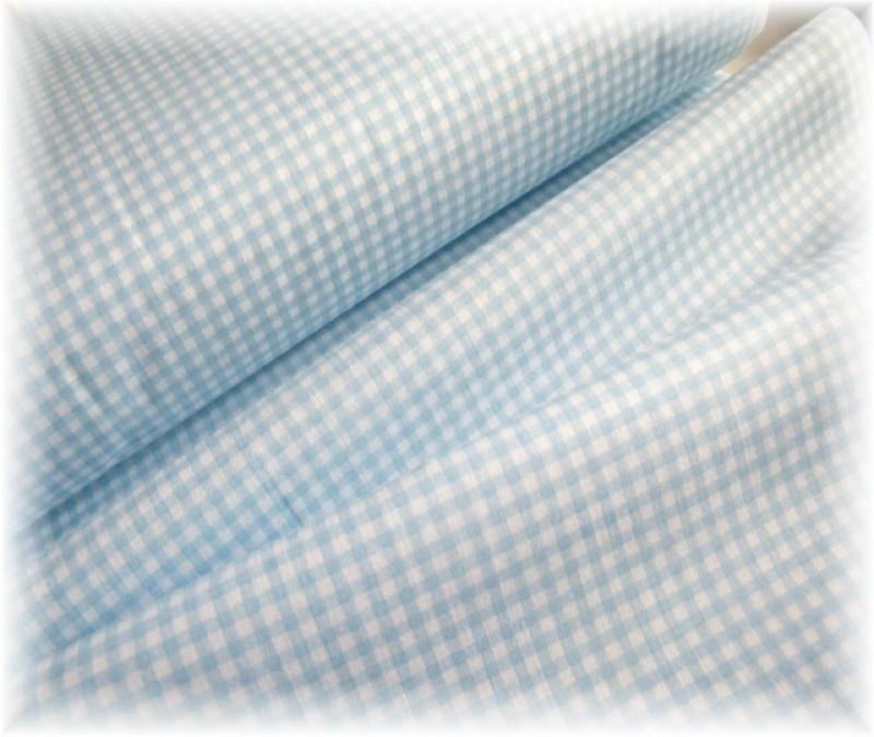 kostička-světle modrá-zbytek 60 cm