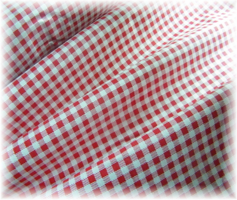 kostička-červená