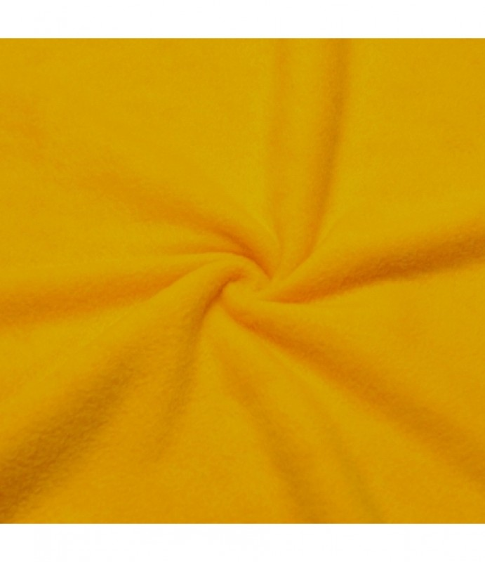 fleece-antipiling--žlutý