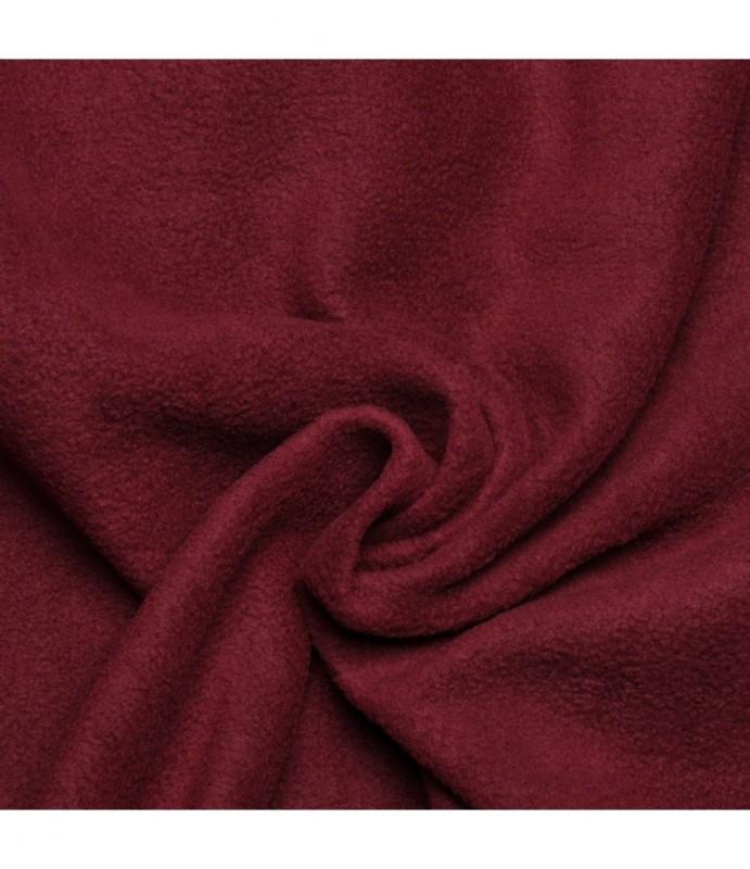 fleece-antipiling-bordo