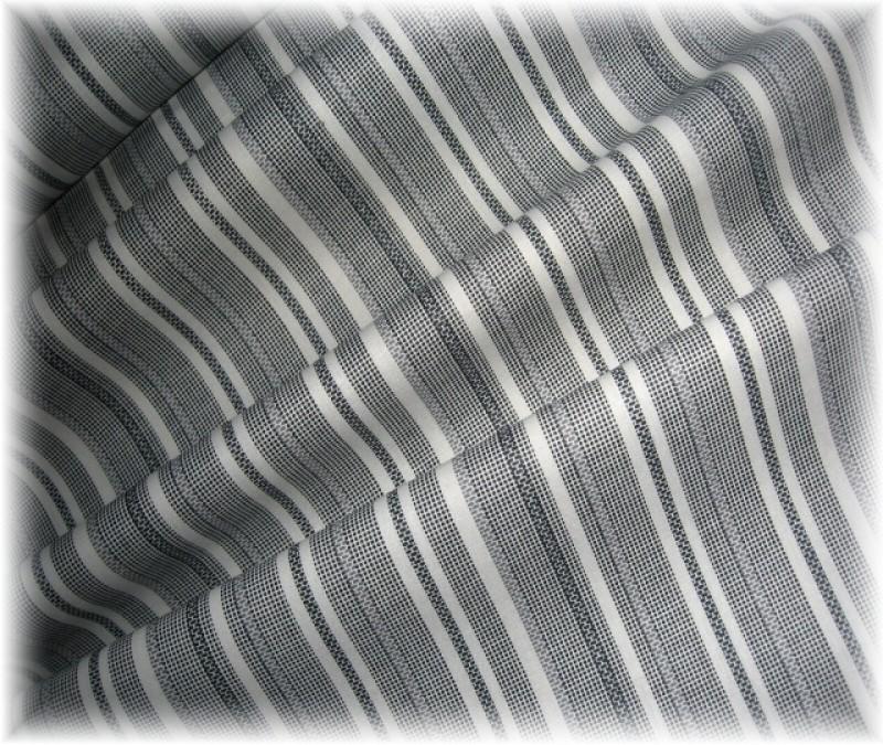 proužek šedý-zbytek 48 cm