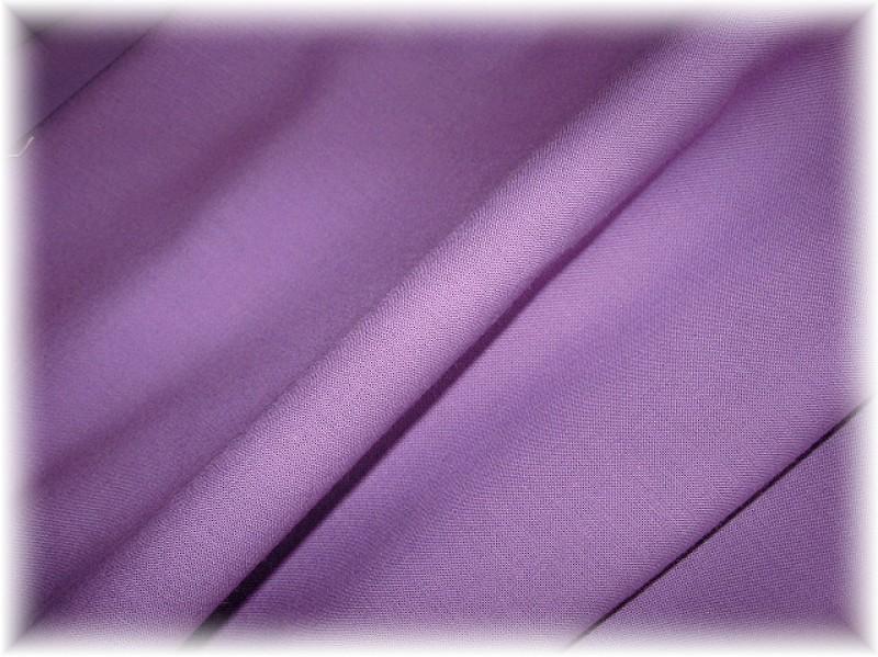 fialová jednobarevná