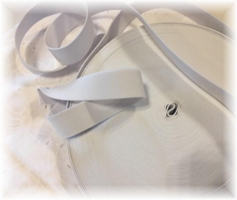 pruženka bílá-20 mm