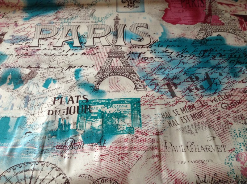 Paris-větší vzory-zbytek 1 metr