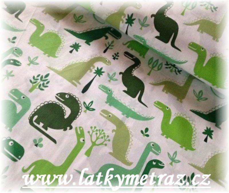 dinosauři zelení