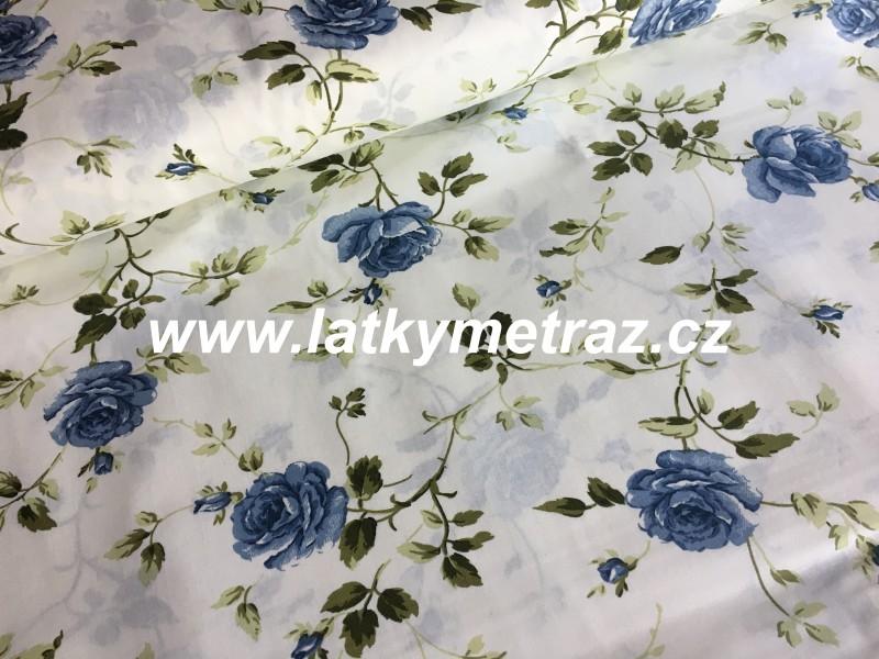 růže modré-zbytek 70 cm