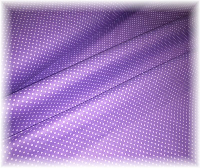lila-puntíčky-zbytek 50 cm