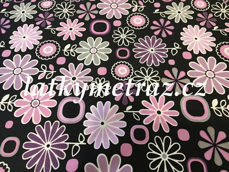 kočárkovina-kytky-lila