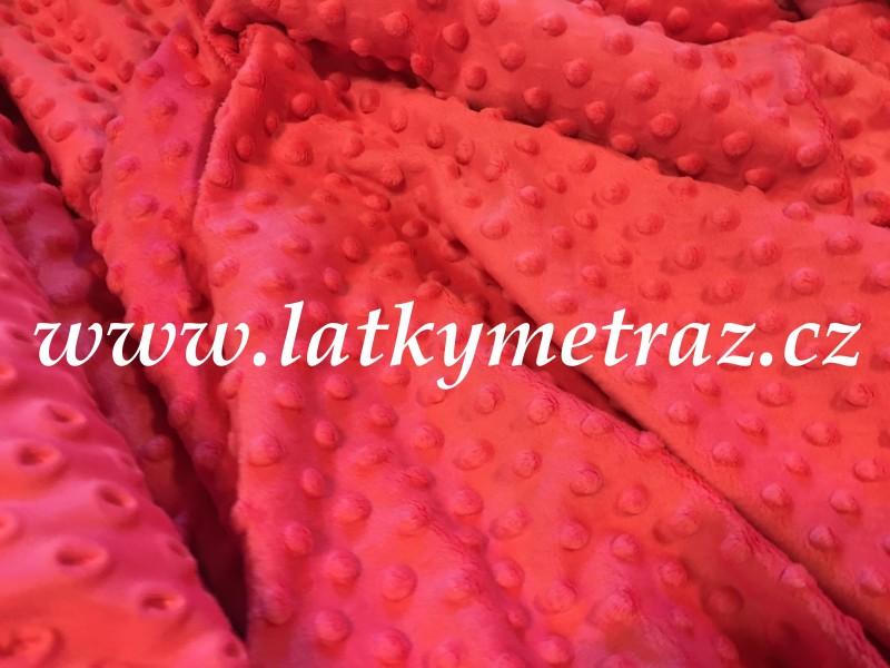 minky-růžovo-malinové