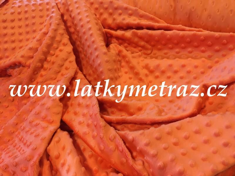 minky-oranžové