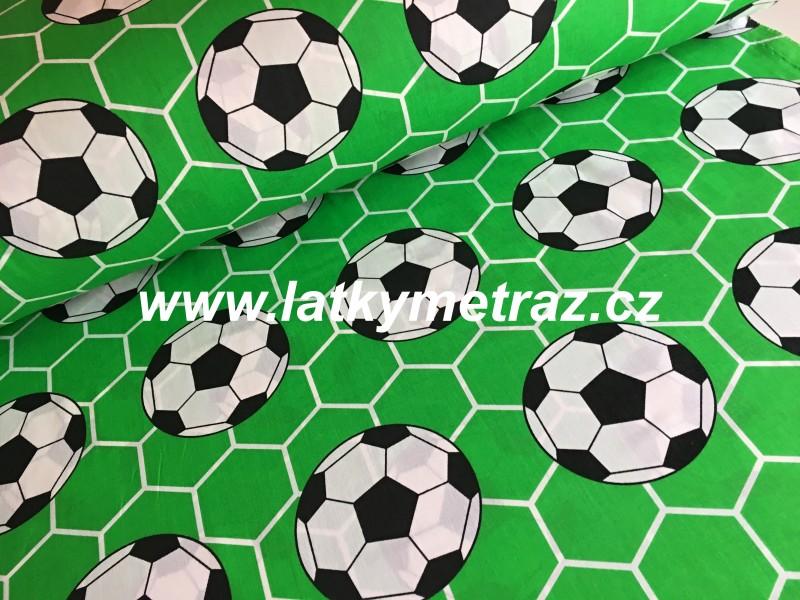 míče fotbalové