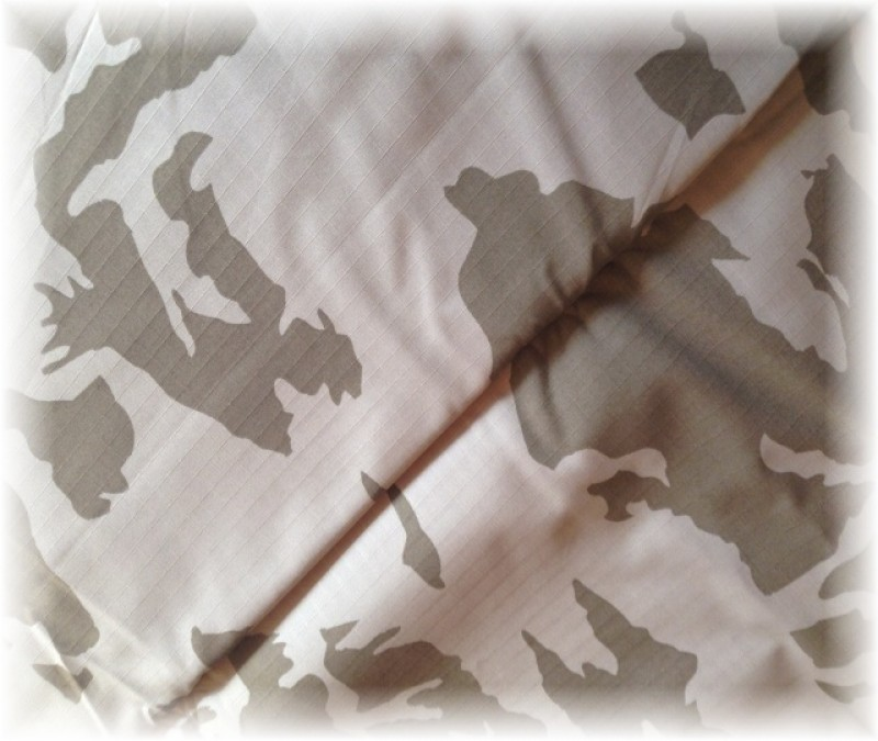 maskáčovina-zbytek 3 m