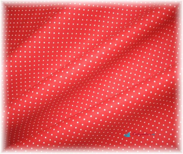 červený puntík- drobný