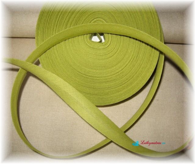 šikmý proužek-zelenkavý