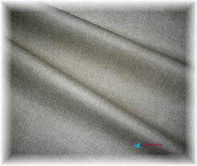 jednobarevná-šedo-béžová-zbytek 90 cm