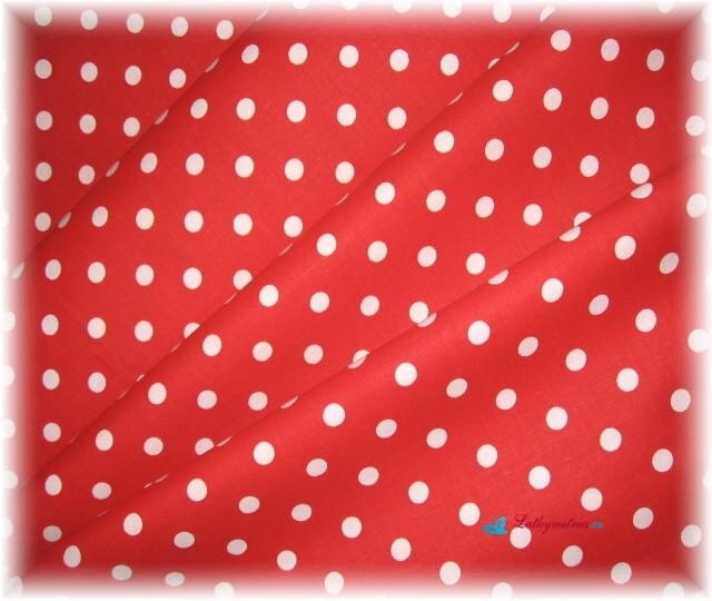 puntík na červené -větší-10 metrů