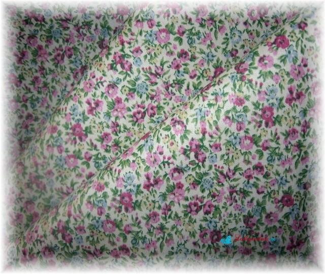 kytičky  s fialovou-zbytek 18 cm