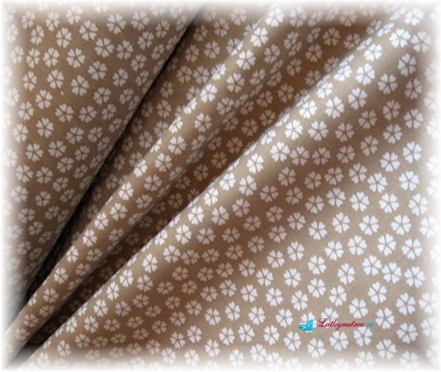 béžová-čtyřlístky-zbytek 1,70 m