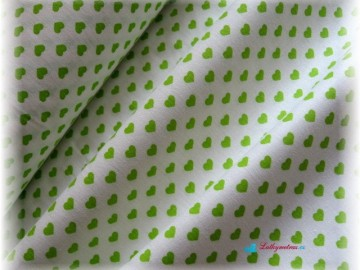 zelená-srdíčka
