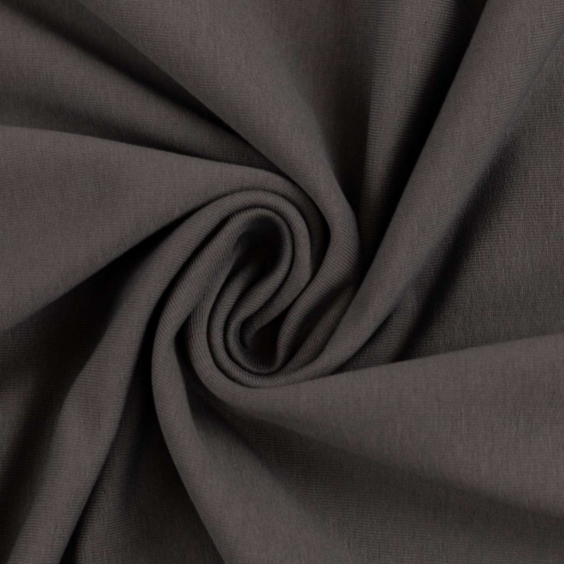teplákovina-tmavě šedá