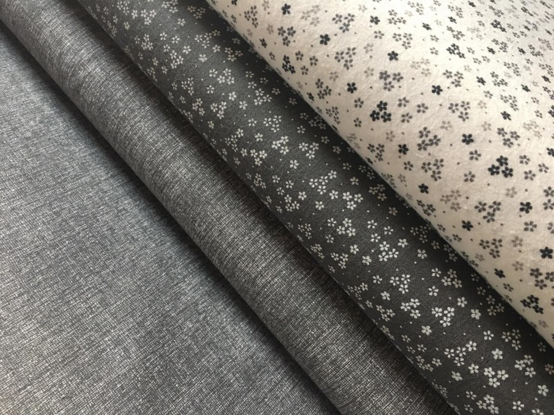 šedá kolekce-jednobarevná