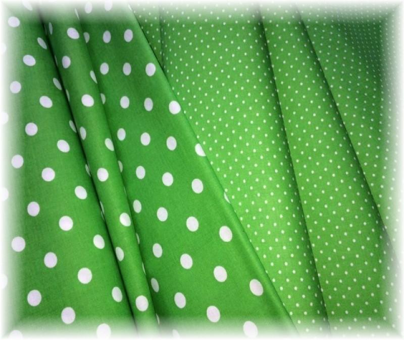 zelený puntíček-větší-8 mm